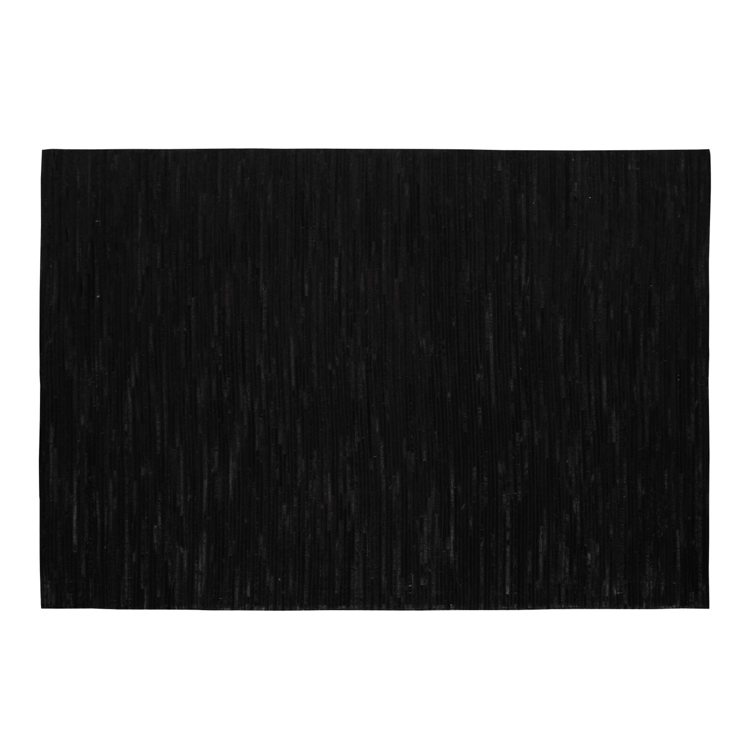 tapis en cuir 160x230 maisons du monde. Black Bedroom Furniture Sets. Home Design Ideas