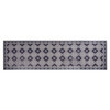 tapis en vinyle motifs carreaux de ciment 60x199 maisons du monde. Black Bedroom Furniture Sets. Home Design Ideas
