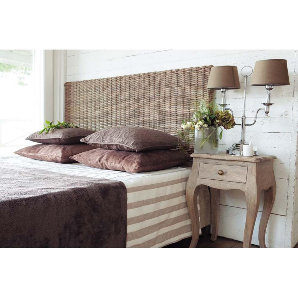 tete de lit en rotin tte de lit en rotin ue with tete de. Black Bedroom Furniture Sets. Home Design Ideas