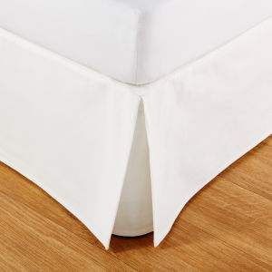Valance 180X200 in Ivory Cotton