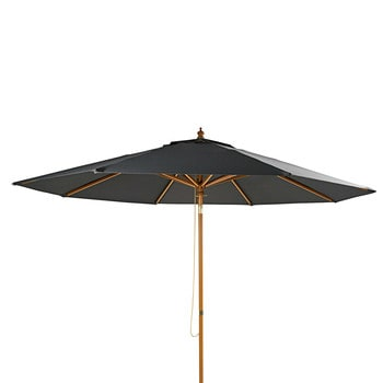 rechte overhangende parasol en schaduwvitrages maisons du monde. Black Bedroom Furniture Sets. Home Design Ideas