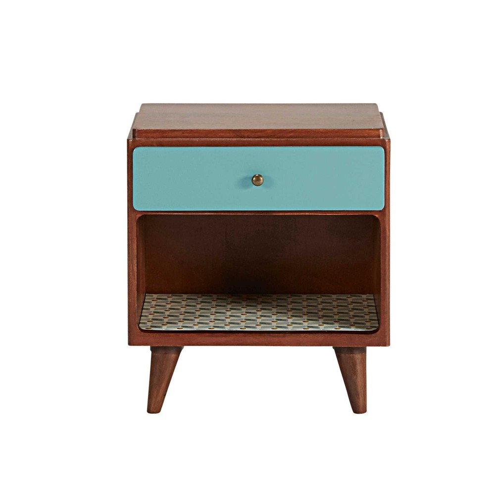 vintage bedside table shop for cheap furniture and save vintage bedside tables set of 2 for sale at pamono