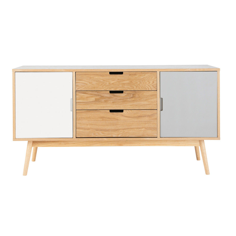 Vintage 2-Door 3-Drawer Sideboard | Maisons du Monde