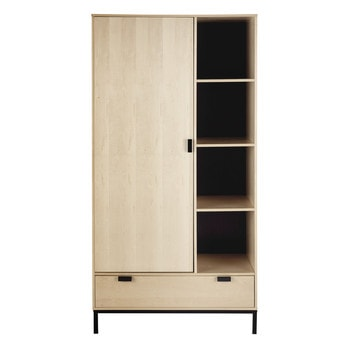 wardrobes closet armoire maisons du monde. Black Bedroom Furniture Sets. Home Design Ideas