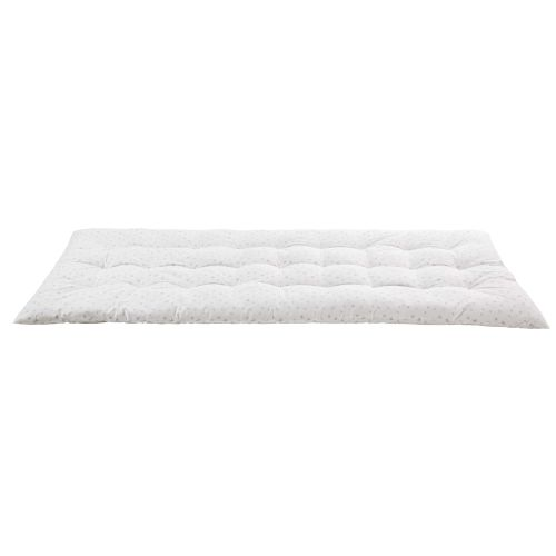 White Cotton Futon Mattress 90 x 190