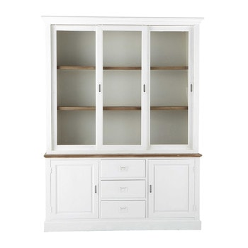 White Kitchen Dresser welsh dresser| kitchen dresser | maisons du monde