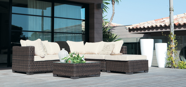 Lounge outdoor - Idee deco lounge ...