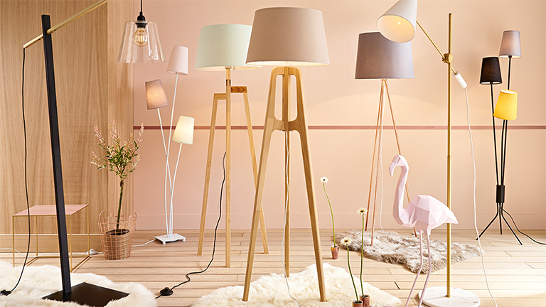 Suspension luminaire ou lampe suspension design | Maisons du Monde